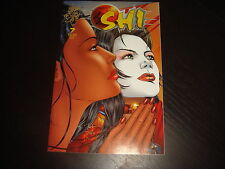 SHI : WAY OF THE WARRIOR #7  Billy Tucci Crusade Comics 1996 NM