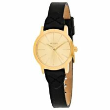 NIXON KENZI LEATHER GOLD/BRIDLE 26MM Women's Watch A398-2143 BRAND NEW!