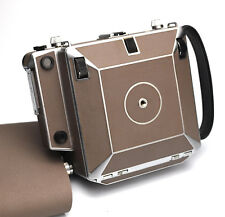 Replacement Cover For Linhof Technika IV - Genuine Leather