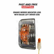 Dodge Ram Promaster Door Mirror Indicator Orange W Bulb Left Driver 2014-2018