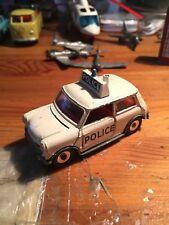 Dinky Toys Mini Cooper Police