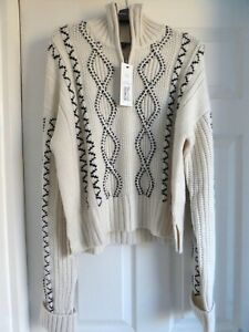 French Connection Wool Jumper BNWT RRP £120 Size Medium