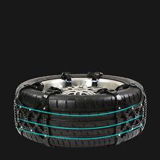 Car Vehicle Off-Road SUV Snow Tire Wheel Chain Anti-skid Belt Universal Black US