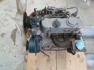 Kubota Motor  D 722
