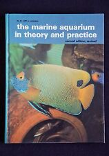 Dr Cliff Emmens - The Marine Aquarium in Theory and Practice HC revised 2nd ed.