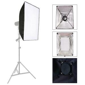 Softbox Diffuser Continuous Flash Lighting Universal Photo Video Studio Beauty