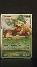 1x Torterra Lv.X DP09 Black Star Promo Rare Pokemon Card