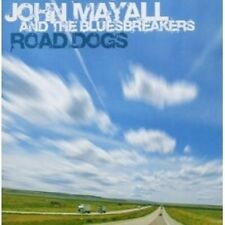 "JOHN MAYALL & THE BLUESBREAKERS ""ROAD DOGS""  CD NEU"