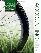 Financial and Management Accounting Paul Kimmel 5e