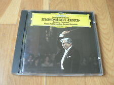 Bernstein - Beethoven : Symphony No. 3 Eroica - CD DGG West Germany