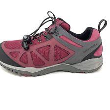 Women's Merrell Siren Sport Q2 Waterproof Hiking Shoes Sneakers Sz 11 M (B)