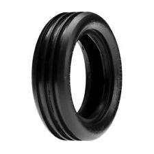 """Losi LOSA7202S Wide Body Ribbed Front 2.2"""" Tires (2) Silver-Comp: 1/10 2wd Buggy"""