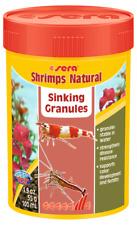 Sera Shrimp Natural Sinking Granules 55g - Sinking Granules diet for Shrimps