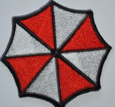 RESIDENT EVIL UMBRELLA CORPORATION Embroidered Iron Sew On Patch Dress badge