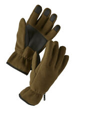 Fleece gloves Patagonia Green Size Small