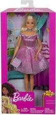 NRFB Nouvelle 2018 Poupée doll Barbie Joyeux anniversaire playline GDJ36
