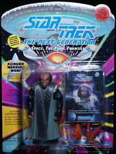 "STAR TREK King Warrior WORF Next Generation Playmates 5"" Action Figure FREE SHIP"