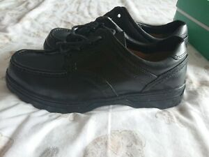Mens, Clarks Shoes UK 10H Extra Wide Fit.