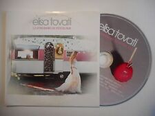 ELISA TOVATI : LE SYNDROME DE PETER PAN ♦ CD ALBUM PORT GRATUIT ♦