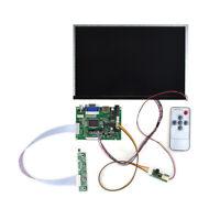 "10.1"" IPS LCD Display Screen+Driver Board+Remote Control HDMI VGA 2AV 1280×800"
