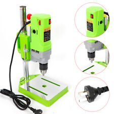 Portable Electric Bench Drill Press Holder Mini Grinder Bracket Stand Clamp 710w