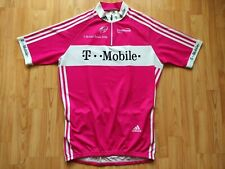 T-Mobile Team 2006 SS Cycling Jersey Adidas,Jan Ullrich Size:7