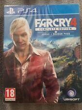 Ps4 Far Cry 4 PlayStation 4 Acción supervivencia aventura videojuego Ubisoft