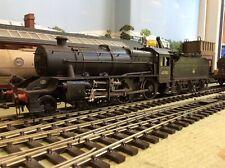 More details for o gauge gladiator ex lms/br stanier mogul 6p5f - 42950 in br lined black.