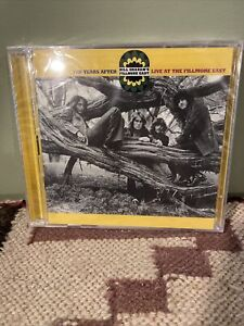 Ten Years After Live At Fillmore East CD Brand New Sealed