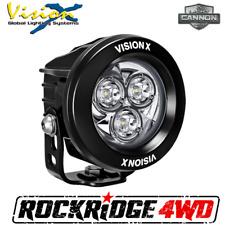 Vision X 3.7″ CG2 MULTI LED LIGHT CANNON SINGLE 21 Watt 2,250 Lumens Fog lights