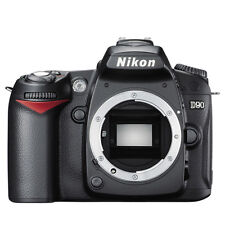 Nikon D90 12.3MP Digital Camera SLR Body