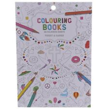Forest and Garden Colouring Books for Adults 24 pages stress relief meditation