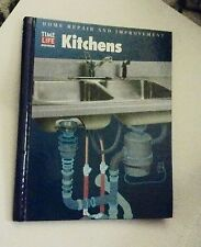 HOME REPAIR AND IMPROVEMENT KITCHENS by TIME-LIFE BOOKS 1994 HC SPIRAL BND DIY