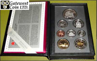 1997 Proof Double Dollar Set (10109)