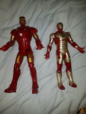 Marvel Avengers 2 Electronic  Iron Man 12-Inch Figure Lights & Sounds very Good