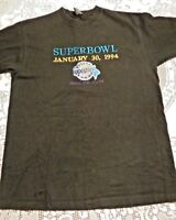 Vintage 1994 Super Bowl Collectible Embroidered Tee Shirt (Cat.#4C015)