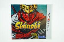 Shinobi: Nintendo 3DS [Brand New]