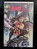 Action Labs - VAMPBLADE Season Four 3 #40 (Risque Variant) NM+ Mature Readers