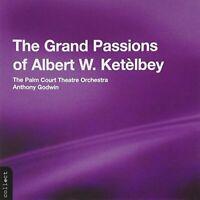 lbert W Ketlbey - The Grand Passions of Albert W. Ketèlbey [CD]