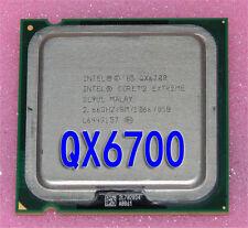 Intel Core 2 Extreme QX6700 2.66GHz LGA 775 SL9UL 4-Core 8M Cach 130W Processor