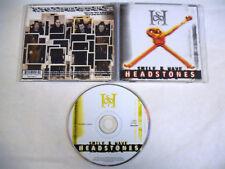 HEADSTONES  Smile & Wave  CD Canada