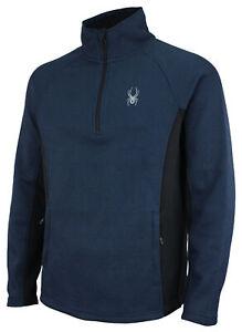 Spyder Men's Boundless 1/4 Zip Pullover, Color Options