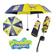 SPONGEBOB Ombrello Bambini Parasol Ombrello Pieghevole Sole Ombra scuola pioggia per bambini