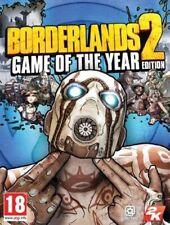 Borderlands 2 (Game of the Year Edition)  PC [Steam Key] Region Free GOTY