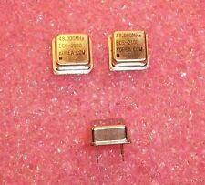 QTY (10) 48 MHz 1/2 SIZE OSCILLATORS 5V HCMOS/TTL ECS2100-48.000MHz ECS