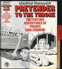 1st Edition PRETENDER to the THRONE Further Adventures of Private Ivan Chonkin