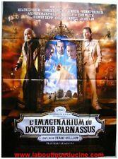 IMAGINARIUM DOCTEUR PARNASSUS Affiche Cinéma / Movie Poster TERRY GILLIAM