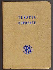 PRONTUARIO DI TERAPIA CORRENTE