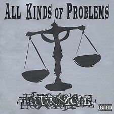 Turmoil [PA] by All Kinds of Problems (CD, Jun-2001, Spitfire Records (USA))