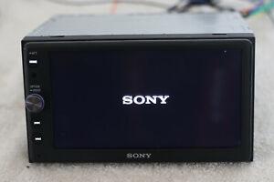 Sony XAV-AX100 Double Din Multimedia Player Apple CarPlay and AndroidAuto